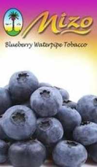 Табак для кальяна Nakhla Mizo - Blueberry (Черника), 50 гр, Египет