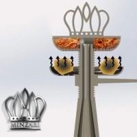 Чаша для кальяна  MINZARI Crown