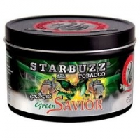 Табак Starbuzz - Green Savior  (100 гр)