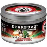 Табак Starbuzz - Lebanese Bombshell 250 гр