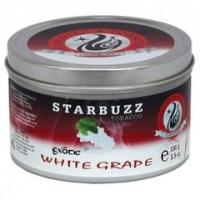 Табак Starbuzz - Белый виноград (250 гр)