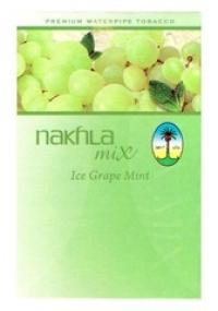 Табак для кальяна Nakhla Mix - Ice Grape Mint (Виноград с мятой), 50 гр